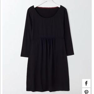 Boden Dresses - Boden Solid Black Must Have Tunic Dress